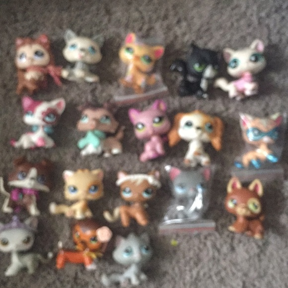 Hasbro Other Authentic Lps Rare Collectible Dogs And Cats Poshmark